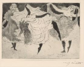 Tänzerinnen (Dancers), 1895.