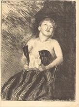 Mädchen im Korsett (Girl in a Corset), 1895.