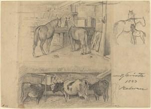 The Barn, 1883.