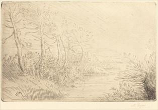 Riverbank (Bord de la riviere).