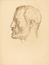 Head of a Man (Tete d'homme).