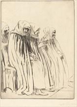 Women of Brussels (Femmes de Bruges).