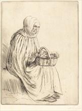 Woman of the Marketplace (Femme du marche).