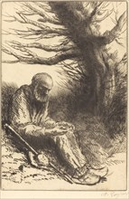 Old man, Old Tree (Vieil homme, vieil arbre).