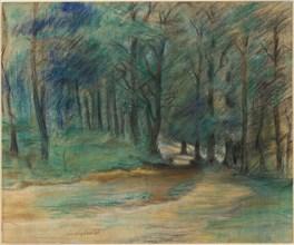 Woodland Path, 1890s.