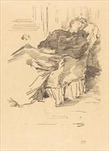 La Belle Dame endormie, 1894.