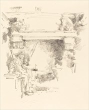 The Fireplace, 1893.