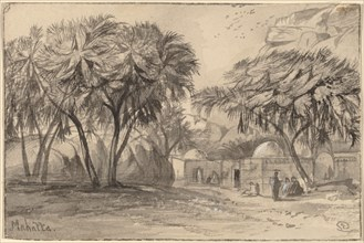 Mahatta, 1884/1885.