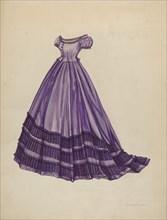 Dress, c. 1938.