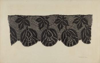 Lace, 1935/1942.
