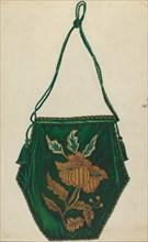 Handbag, 1935/1942.