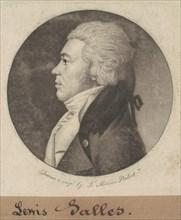 Lewis Salles, 1801.
