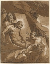 The Entombment, 1585.