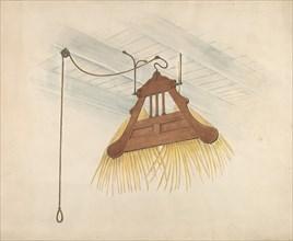 Swinging Fan, c. 1937.