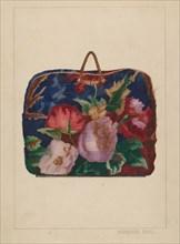 Carpet Bag, 1935/1942.