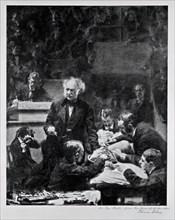 The Gross Clinic, 1876.