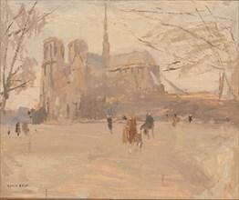 Notre Dame no. II, n.d.