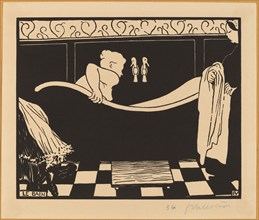 Le Bain (The Bath), 1894.