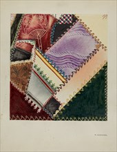 Quilts, Pieced, 1935/1942.