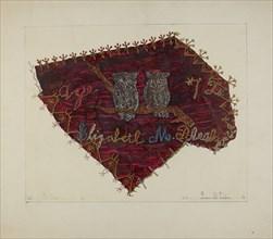Patchwork Quilt, 1935/1942.