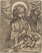 Madonna and Child, 1591/93.