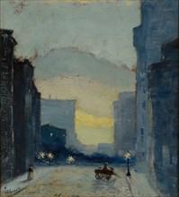 East Side, New York, c. 1908.