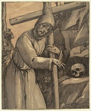 Saint Francis of Assisi, 1591.