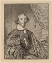 Portrait of a Seated Man, 1771.