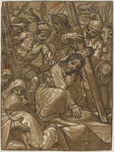 The Bearing of the Cross, 1580s.