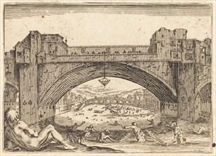 Ponte Vecchio, Florence, c. 1622.