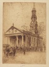 St. Paul's, Broadway, N.Y., 1906.