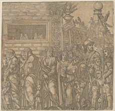 The Triumph of Julius Caesar, 1599.
