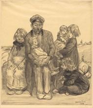 Poor People (Les pauvres gens), 1914.