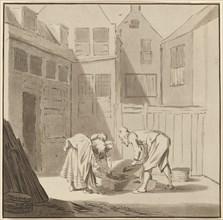 Hog Slaughterers, 1778, published 1787.