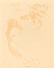 La Muse malade, c. 1900. [The Sick Muse].