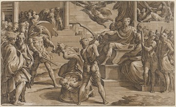 The Martyrdom of Saints Peter and Paul, c. 1530.