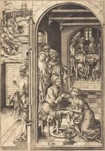 Christ Washing the Feet of the Apostles, c. 1480.