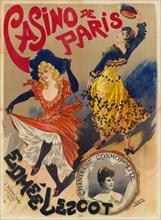 Casino de Paris. Edmée Lescot, ca 1895-1900. Private Collection.