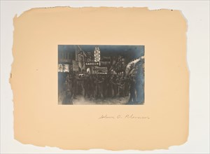 (Scenes from the Lives of the People, Portfolio) (Untitled), c. 1905-1906.