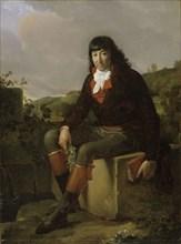 Portrait of Louis-Marie de La Révellière-Lépeaux (1753-1824), 1797. Creator: Pilastre, Adélaïde Marie (1746-1822).