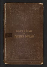 'Narrative of the Life of Frederick Douglass, an American Slave', 1845. Creator: Unknown.