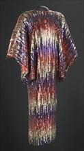 Dress worn by Celia Cruz, 1970s. Creator: José Enrique Arteaga.