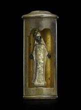 Miniature Black Madonna, 1914-1918. Creator: Unknown.
