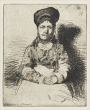 La Rétameuse, 1858. Creator: James Abbott McNeill Whistler.