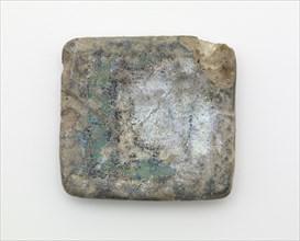 Tile, 12th-13th century. Creator: Unknown.