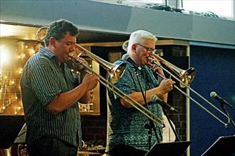 Mark Nightingale Quintet, Splash Point Jazz Creator: Brian O'Connor.