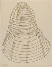 Hoop, 1935/1942. Creator: Nicholas Acampora.