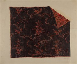 Textile, 1938. Creator: Grace Halpin.