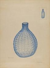 Flask, c. 1936. Creator: Nicholas Amantea.