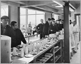 Coryton Oil Refinery, Thurrock, Essex, 14/04/1954. Creator: John Laing plc.